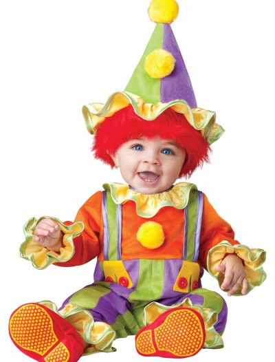 Cuddly Clown Costume buy now