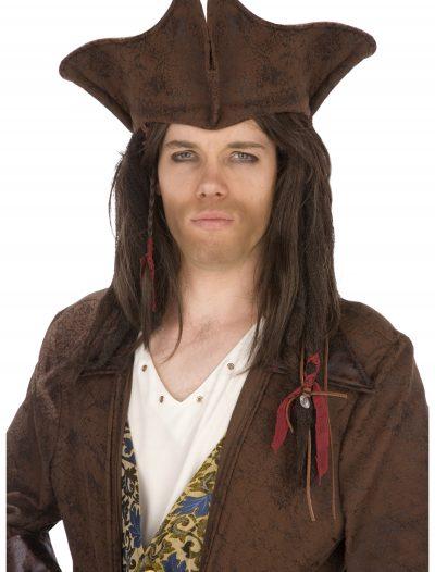 Dark Brown Pirate Hat buy now