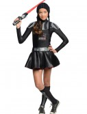 Darth Vader Tween Dress Costume buy now