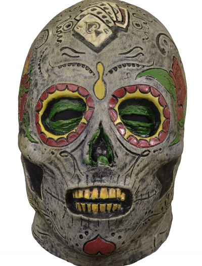 Day of the Dead Zombie Mask buy now