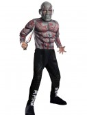 Deluxe Kids Drax the Destroyer Costume buy now
