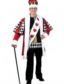 Deluxe King of Hearts Costume buy now
