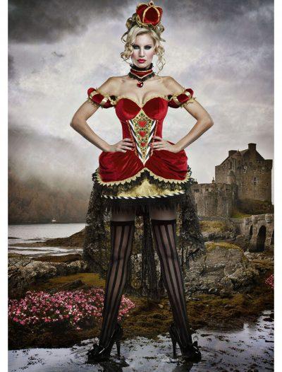 Deluxe Queen of Hearts Costume buy now