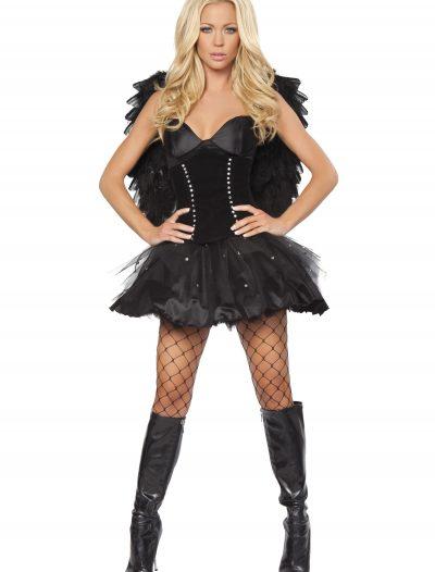 Devilish Dark Angel Costume buy now
