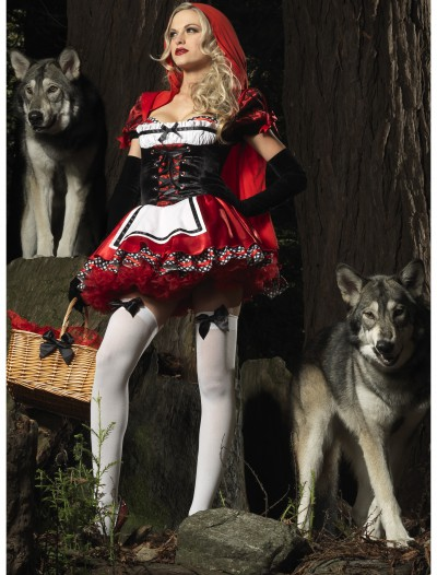 Divine Red Riding Hood Costume buy now