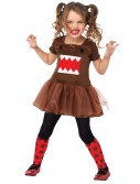 Domo Brown Tutu Child Dress buy now
