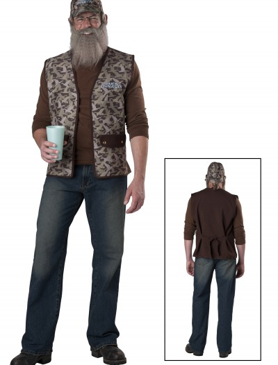 Duck Dynasty Uncle Si Costume buy now