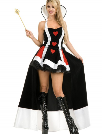 Enchanting Queen of Hearts Costume buy now