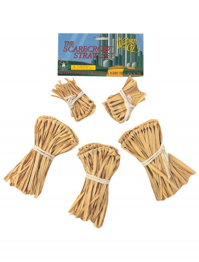 Five-Piece Scarecrow Straw Kit buy now