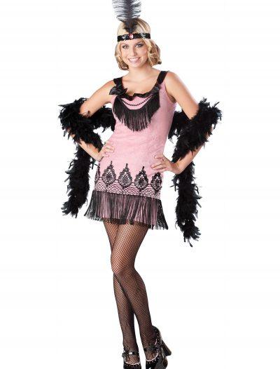 Flirty Teen Flapper Costume buy now