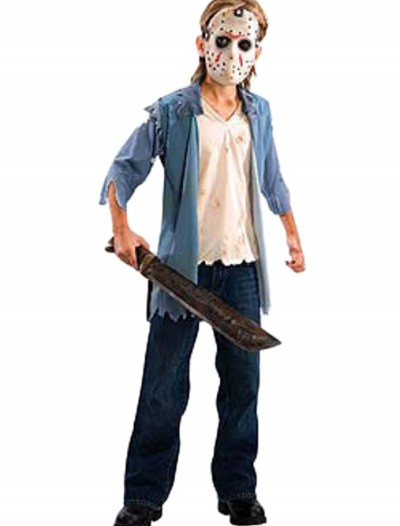 Friday the 13th Jason Teen Costume buy now