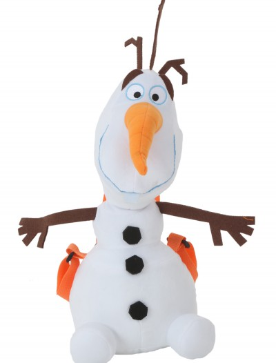 Frozen Olaf Plush Backpack buy now