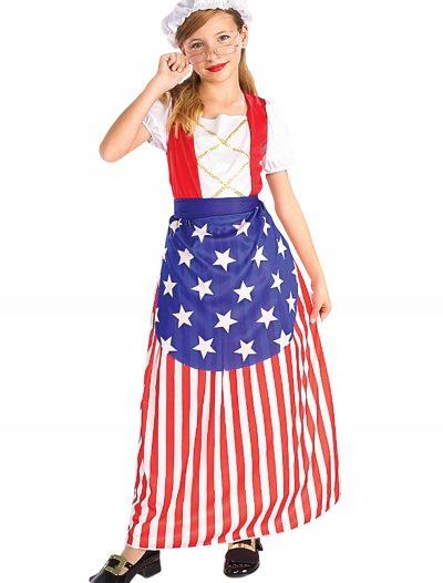 Girls Betsy Ross Costume buy now