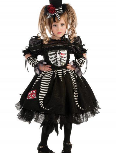 Girls Bones Costume buy now