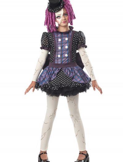 Girls Broken Doll Costume buy now