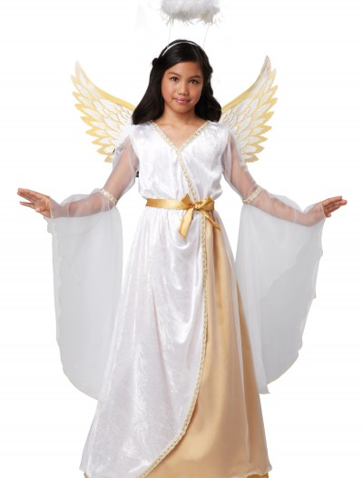 Girls Guardian Angel Costume buy now