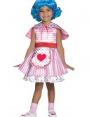 Girls Lalaloopsy Deluxe Rosy Bumps N' Bruises Costume buy now