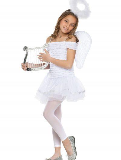 Girls Little Angel Costume buy now