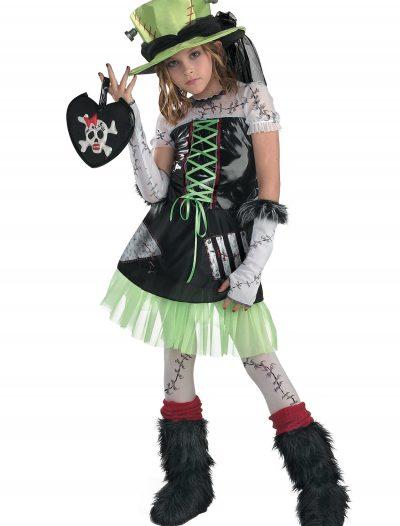 Girls Monster Bride Costume buy now