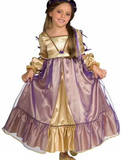 Girls Princess Juliet Costume buy now