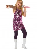 Girls Sequin Diva Dress Costume buy now