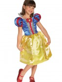 Girls Snow White Sparkle Classic Costume buy now