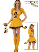 Girly Garfield Costume buy now