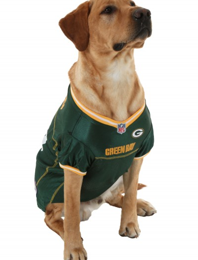 Green Bay Packers Dog Mesh Jersey buy now