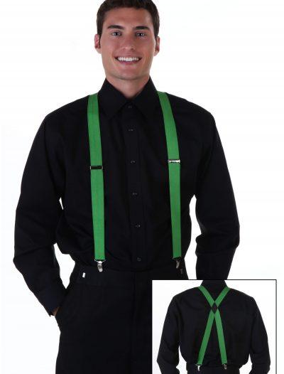 Green Suspenders buy now