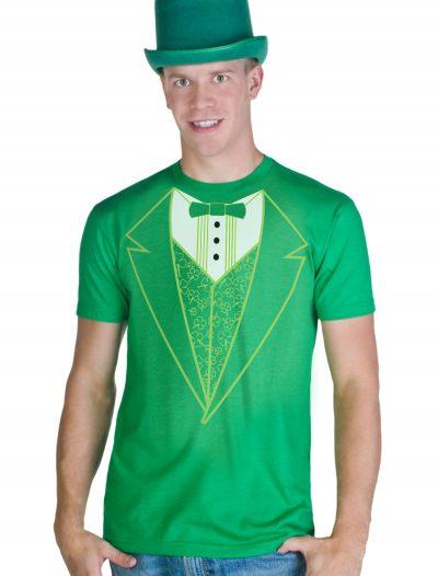 Green Tuxedo Costume T-Shirt buy now