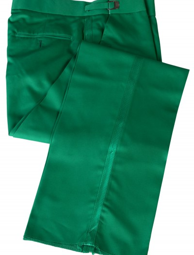 Green Tuxedo Pants buy now