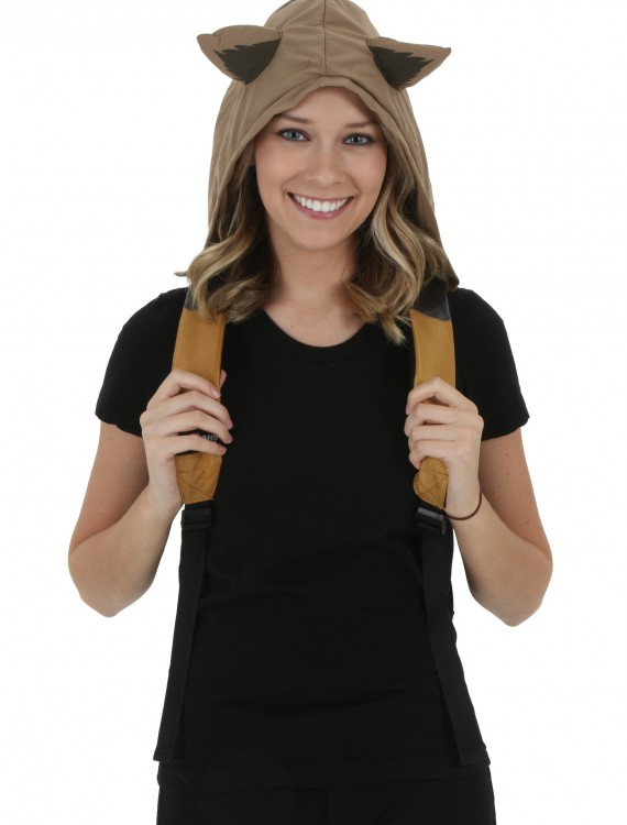 Guardians of the Galaxy Rocket Raccoon Costume Backpack buy now