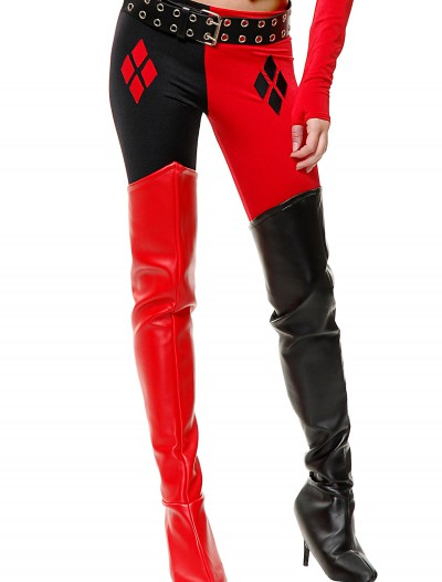 Harlequin Joker Boot Covers buy now