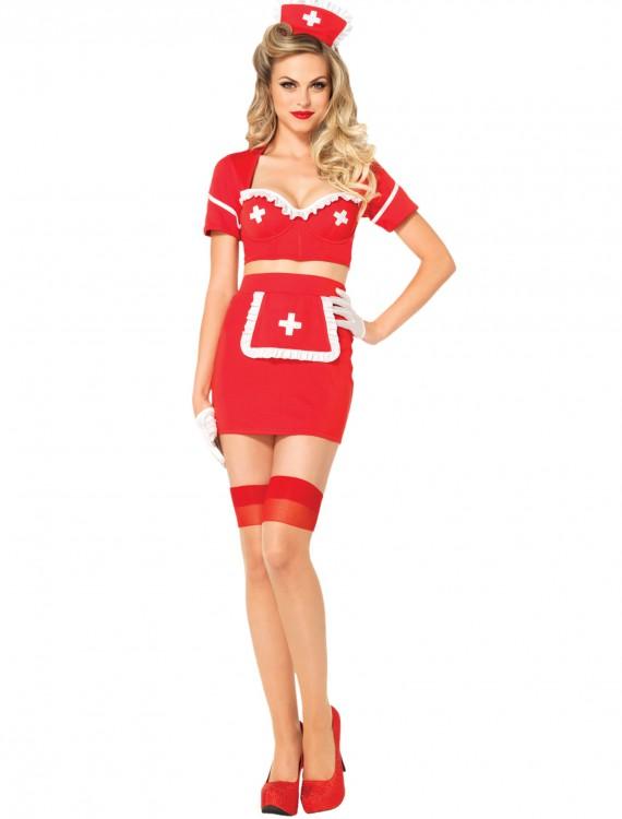 Heart Attack Hottie Nurse Costume buy now