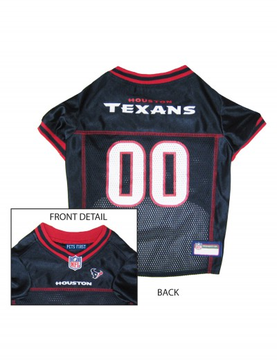 Houston Texans Dog Mesh Jersey buy now