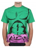 I am the Incredible Hulk Costume T-Shirt buy now