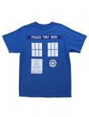 I Am the Tardis Costume T-Shirt buy now