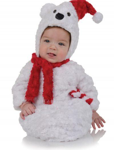 Infant Polar Bear Bunting buy now