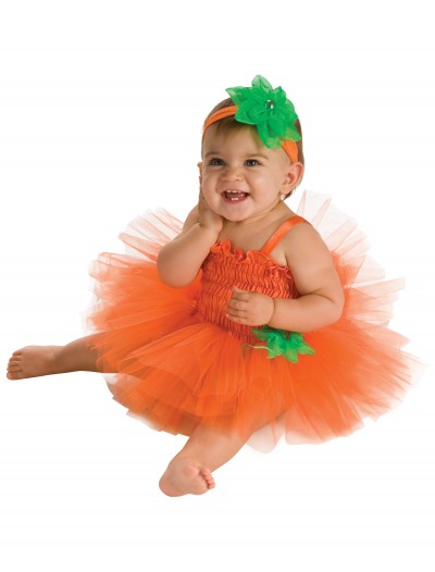 Infant Pumpkin Tutu Dress buy now