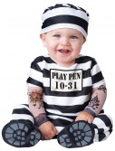 Infant Time Out Prisoner Costume buy now