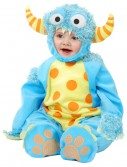 Infant/Toddler Blue Mini Monster Costume buy now