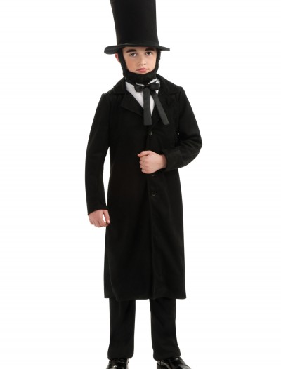 Kids Abe Lincoln Costume buy now