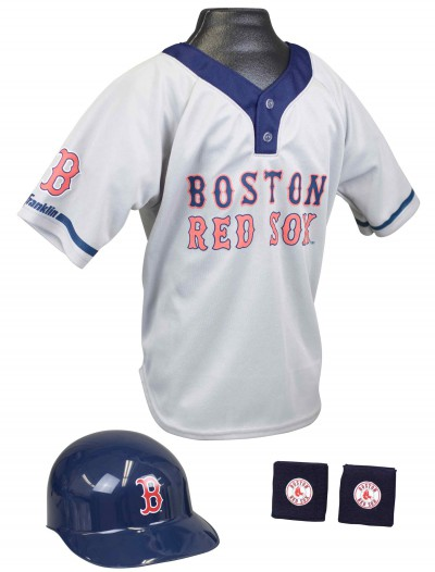 Kids Boston Red Sox Uniform buy now