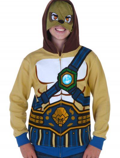 Kids Chima Lennox Costume Hoodie buy now