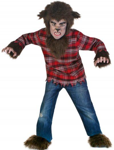 Kids Fierce Werewolf Costume buy now