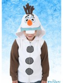 Kids Frozen I am Olaf Costume Hoodie buy now