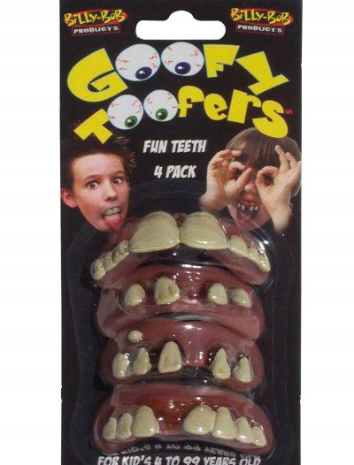 Kids Goofy Toofers 4 Pack buy now
