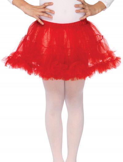 Kids Red Petticoat buy now