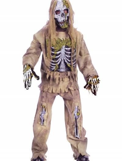 Kids Skeleton Zombie Costume buy now