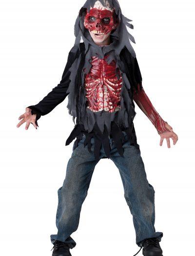 Kids Skinned Alive Zombie Costume buy now
